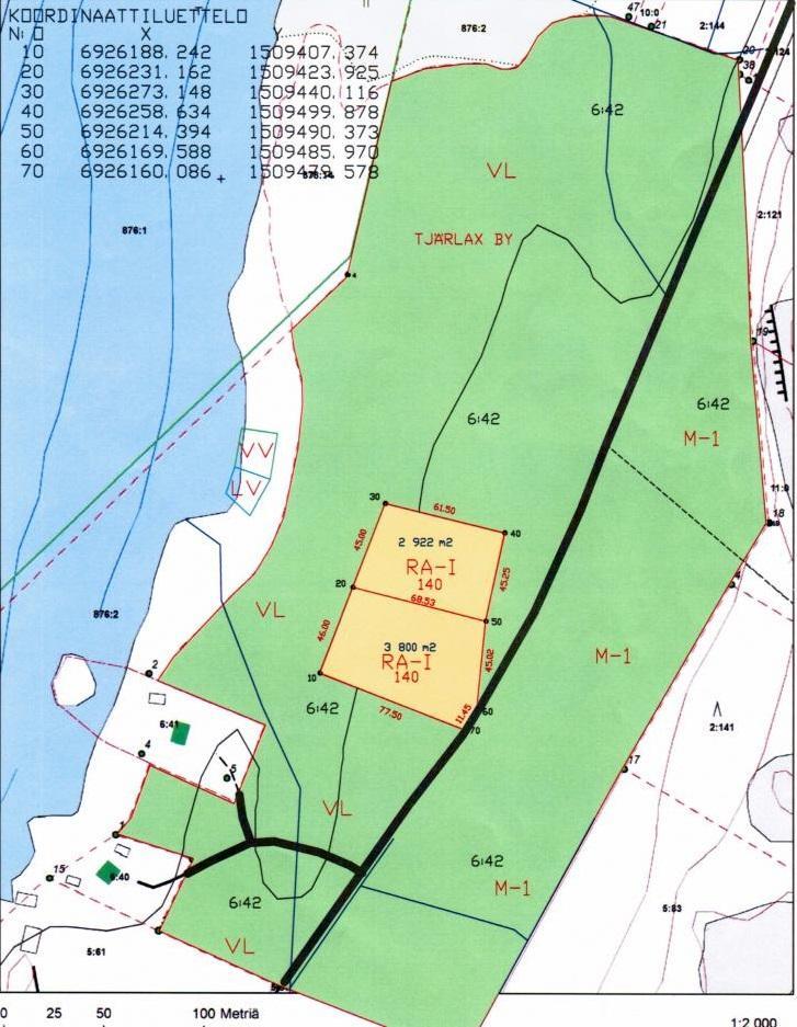 Vapaa Ajan Alue Narpion Tjarlaxissa Bfast Kiinteistovalitys